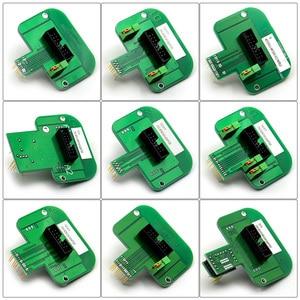 Image 2 - 22pcs BDM Probe Adapters ECU RAMP For KESS KTAG BDM100 / CMD100 / FGTECH V54 Led BDM Frame Full Set ECU Programmer Free Shipping