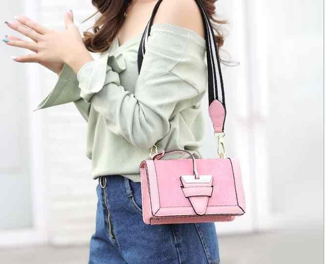 Бренд Doodoo элегантная Новая мода с откидной крышкой, из искусственной кожи Повседневная сумка через плечо женская сумка bolsas feminina FR635