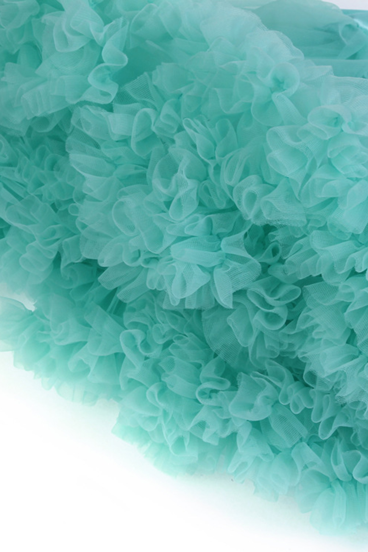 Petticoat lolita Woman Ruffle Tulle Puffy Underskirt Tutu Short Mini - Bruiloft accessoires - Foto 2