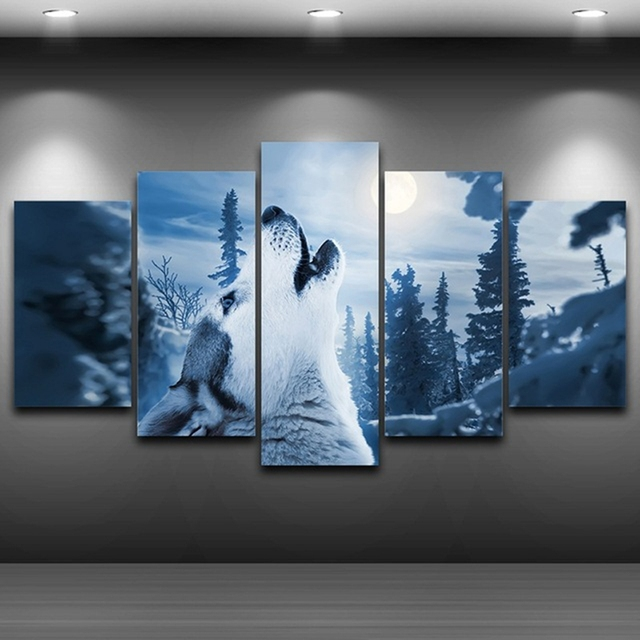 Wall posters hd home decor