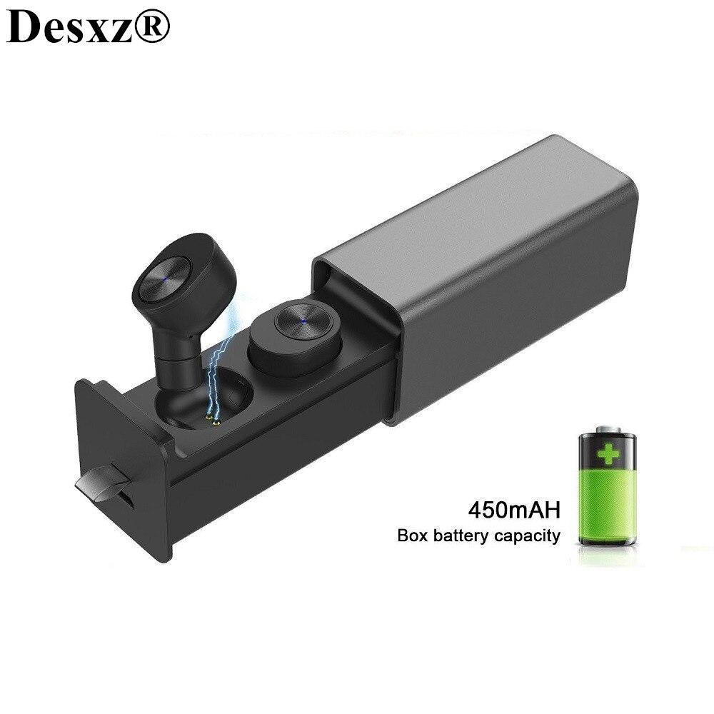 TWS sans fil Bluetooth 4.2 écouteurs magnétiques i7 Portable Mini écouteurs jumeaux tête téléphone avec boîte de batterie pour téléphone