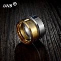 6Pcs/bag Wholesale 2016 Men's Ring, Tungsten Gold Personality Tail Single Offered Fashion Ring for Christmas lord of the rings
