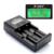 Soshine h2 lcd inteligente cargador de batería original para 2 unids 26650 18650 16340 Batería Universal Car + Digital Cargador de LA UE EE.UU. REINO UNIDO AU enchufe