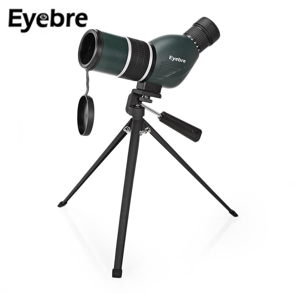 Eyebre 12 - 36X50 BAK4 Spotting Scope with Tripod Professional Bird Watching Scope Monocular Telescope Angled Spotting Scope монокуляр hawke 16 48x68 endurance ed spotting scope