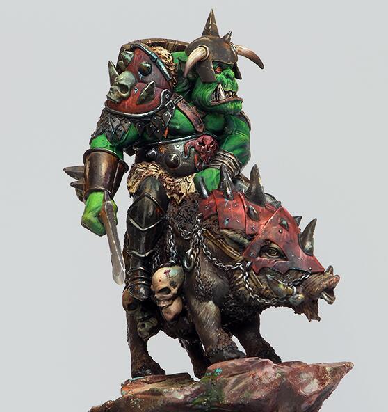 New Resin kits Orc Figures 1 SetNew Resin kits Orc Figures 1 Set