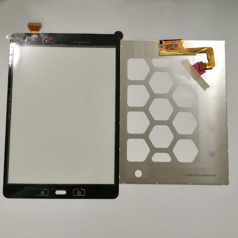 For Samsung Galaxy Tab A 9.7 SM-T550 T550 T551 T555 LCD Display Panel Monitor Module + Touch Screen Digitizer Sensor Glass
