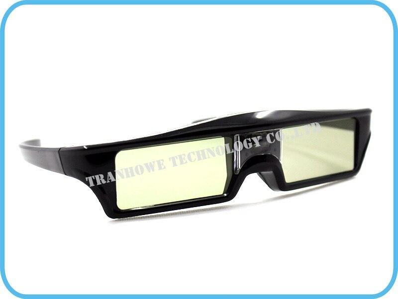 4 unidades lotes recarregáveis do obturador ativo óculos 3d para benq w1070  projetor optoma gt750e emitter dlp 3d óculos em Óculos 3D Óculos de  Realidade ... cb543287be