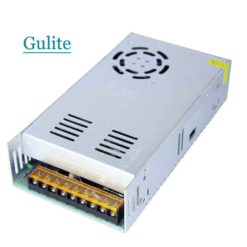 ФОТО AC 85-265V To DC 24V 15A 360W Switch Power Supply Driver Transformer Adapter For LED Strip Light