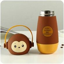 Kids Hot Thermo Bottle – Eco-Friendly Cute Cartoon Creative
