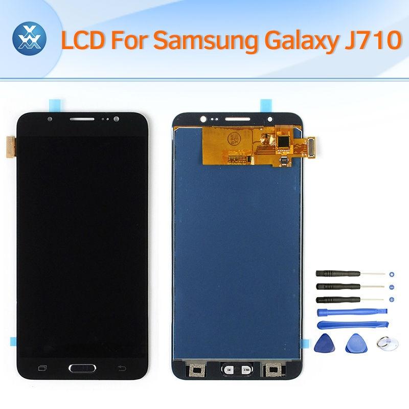 Samsung Galaxy J710 J7 2016 LCD (3)