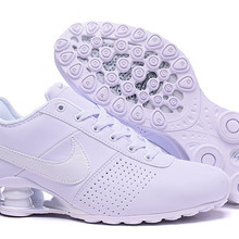 c206566be666 NIKE Air Shox DELIVER Men s Max Zoom Cushioning Running Shoes