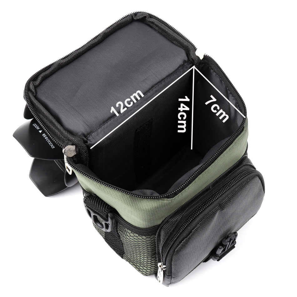 2018 كاميرا رقمية حقيبة لباناسونيك GX80 Lumix LX100 Fujifilm X100F X-T20 XT2 كانون سوني كاميرا حقيبة الكتف صور حقيبة صغيرة