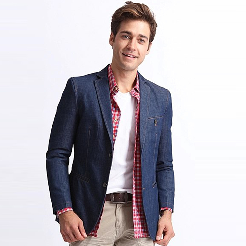 how to wear blazers and jeans 2018