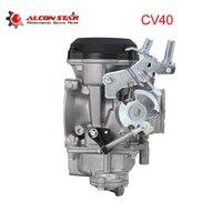 Alconstar Motorcycle Carburetor Carb for Harley CV40 40mm Carburetor Road King Super Glide Performance Tuned XL883 Twin Cam