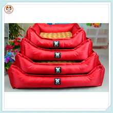 Good quality New Design Winter Dot Soft Pet Dog Bed Sofa