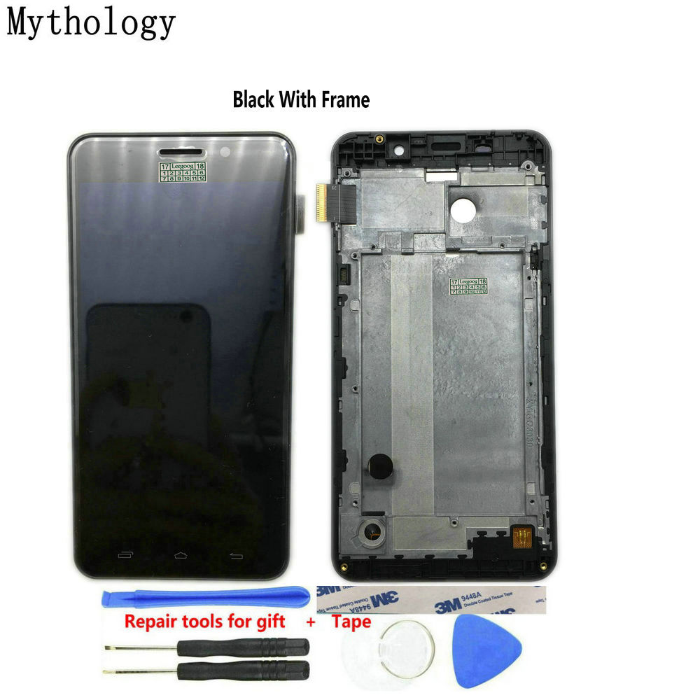 Mythologie Touch Screen Display Für Ulefone Metall 5,0 Zoll Handy LCD Touch Panel MTK6753 Octa Core Smartphone Reparatur Werkzeuge