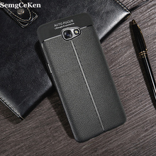 SemgCeKen case for samsung galaxy a3 a5 a7 2016 2017 a310 a510 a710 a320 a520 a720 silicone silicon thin soft phone back cover