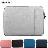 HGORXK Shockproof Tablet Sleeve Pouch Case For MacBook 12 Inch 14 Inch 15 Inch Cover For