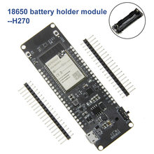 HOT TTGO T-Energy 8MByte PSRAM ESP32-WROVER-B WiFi Bluetooth Module Development Board Drop shipping(China)