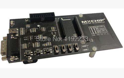 2 pçs/lote Mxchip WiFi Módulo Sem Fio Placa Ferramenta de Avaliação EMB-380-S2 EMW3162 V1.2