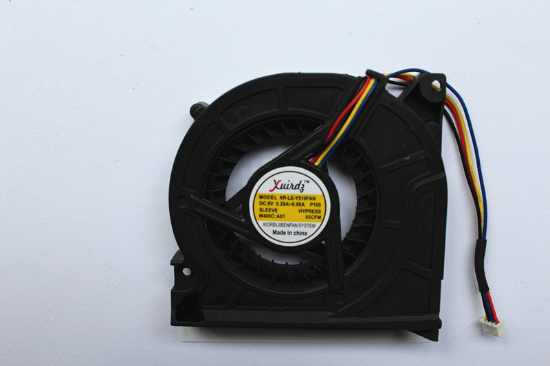 New OEM Laptop CPU Fan for LENOVO Ideapad Y510 Y510A Y510M  F51 Y530 15303 V550