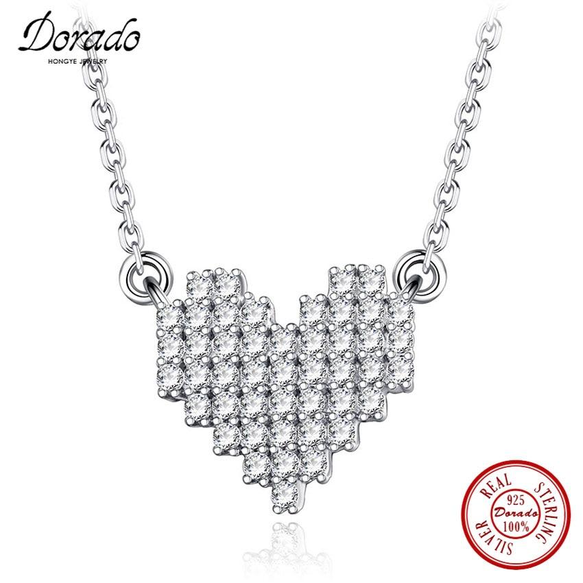 Dorado 2018 Hot Sell 925 Real Sterling Silver Fashion