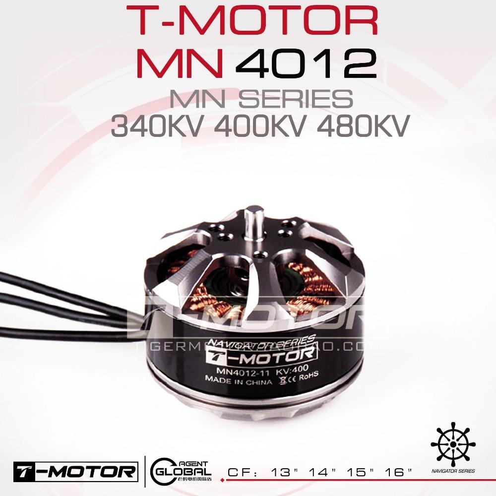 все цены на Tiger Motor (T-Motor)  High Performance Brushless Motor TM MN4012 340KV / 400KV / 480kv Multirotor / Multicopter rc plane онлайн