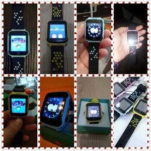 Image 2 - Q528 Kids Smart Watch with Camera Lighting GPS Smart Watch Sleep Monitor SOS Baby Clock 2G SIM Anti lost Childrens Smartwatch.