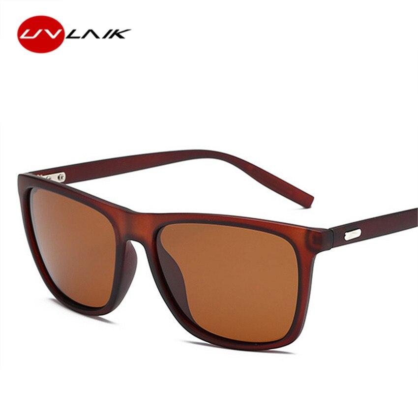 01fb67668d UVLAIK marco de Metal gafas de lectura hombres resina de lentes Anti-fatiga  lector gafas