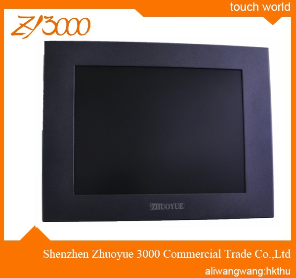 Car Detector New Stock 10 Inch 4:3 800*600 1*vga 1*hdmi Dc12v Input Rs232 4 Wire Resistive Touch Screen Industrial Lcd Monitor