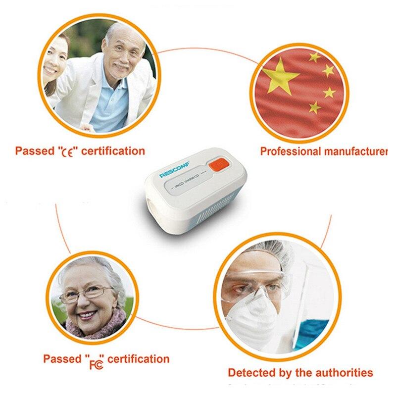 CPAP Ventilator Disinfector Sterilizer CPAP Auto CPAP BiPAP Sterilization for Inner Parts Tubing Mask Respirator Disinfecion