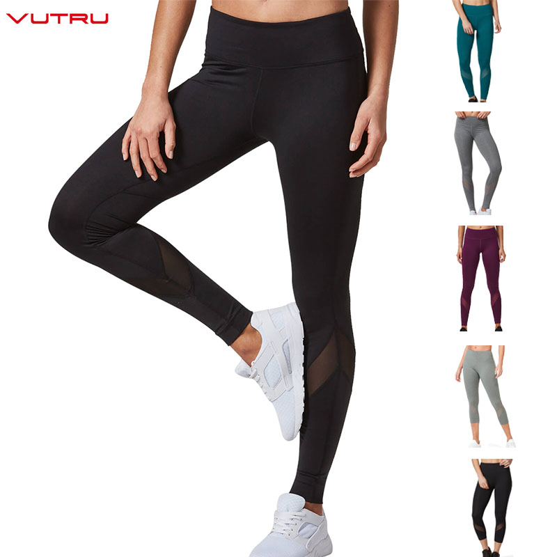 Pants for Women Coaches' & Referees' Gear Coaches' & Referees' Gear Womens Solid Yoga Sweatpants High Waist Fitness Plus Size Workout Leggings Quick Dry Capris