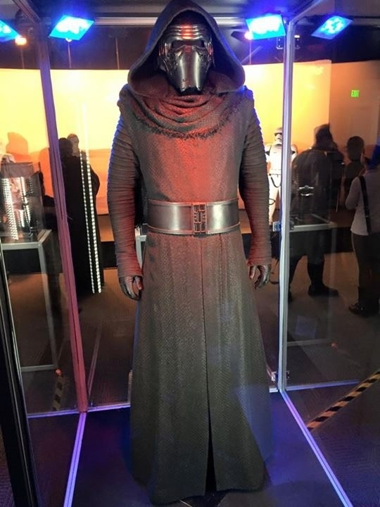 Hot Movie Game Star Wars The Force Awakens Kylo Ren Hallowmas Uniform Suit Party Cosplay Anime Costume Any Size Free Shipping