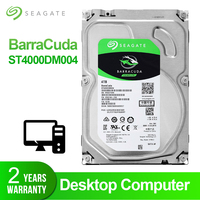 Seagate 4TB Desktop HDD Internal Hard Disk Drive 5900 RPM SATA 6Gb/s 64MB Cache 3.5inch HDD Drive Disk For Computer ST4000DM004