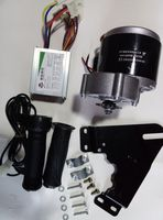 MY1016Z3 350W 36V Motor Controller and Twist Throttle , DIY electric bicycle kit