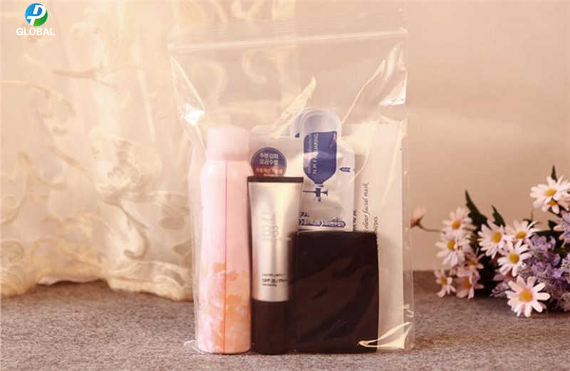 2000pcs 18*26cm Big size gift pouch Self Sealing Cellophane Packing Plastic Storage Bags Reusable Transparent Opp Packaging Bag