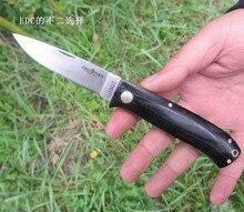 [Brother 1502] faca dobrável de alta qualidade facas bolso tático ferramenta sobrevivência pasta lâmina g10 lidar com 440c aço edc coleção