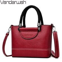 Women Mini Bag Leather Luxury Handbags Women Bags Designer Lady Shoulder Hand Bags For Women 2018 Tote Sac femme Bolsa Feminina