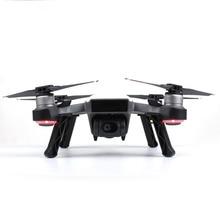 4 шт. для DJI Spark Drone повышенной шасси ногу Extender Расширение гвардии быстрая установка для DJI Spark Drone Аксессуары