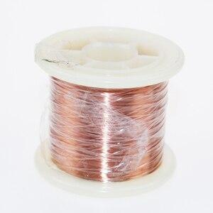 Image 3 - ChengHaoRan 0,06mm 2000m 4000m de alambre de cobre Alambre de poliuretano alambre esmaltado Qa 1 155 0,06 Mm X 2000mm X Meters/pc 8000m 10000m