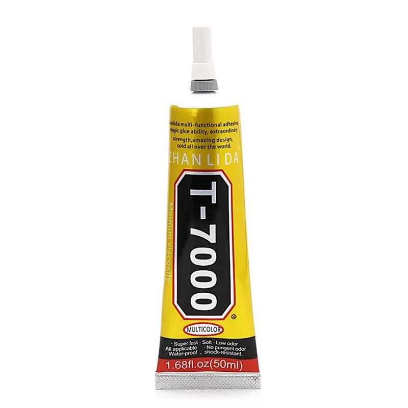 T-7000 15ml 50ml Super Adhesive Epoxy Resin Glue Repair Crack Frame Sealant