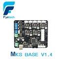 O envio gratuito de impressora 3D placa de controle motherboard MKS BASE V1.4 compatível Mega2560 & RAMPS1.4 RepRap 3D printer parts