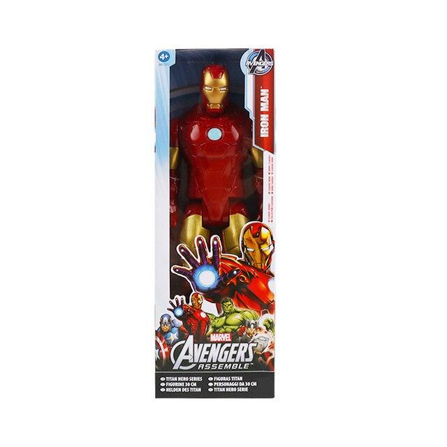 iron man with box
