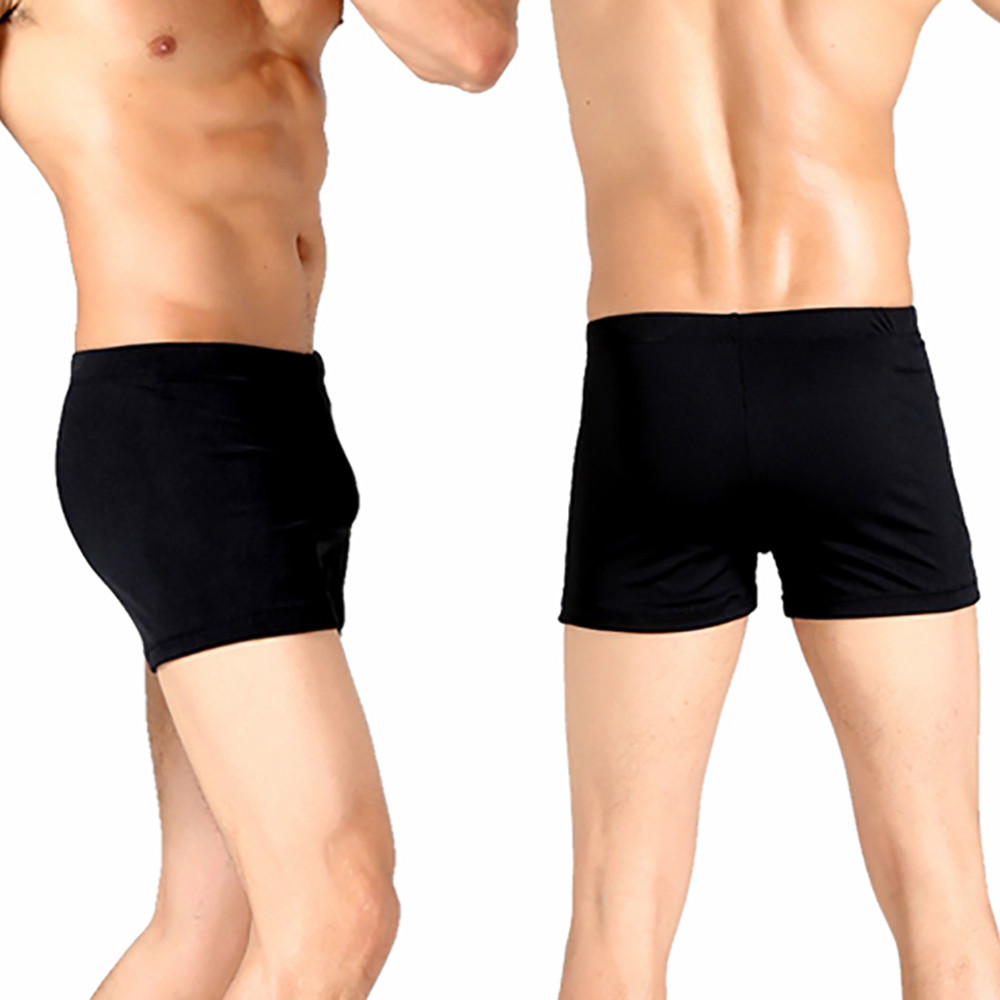 2019 high quality Comfortable Men Sexy Swimsuit Briefs Running Pocket Beach Shorts swimwear Underpants male panties boxers