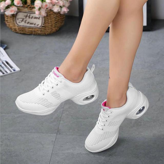 89eddfbfa Las mujeres ligero zapatillas de deporte alta calidad cojín aire max zapatos  para correr al libre las niñas ZD 80
