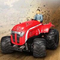 Промо WLTOYS P949 1/10 Scale 2,4 г RC 2WD удаленного Управление трактор сильный мотор Max Скорость 35 км/ч анти шок багги автомобиль для бездорожья