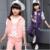 Meninas outono três-piece suit 5-7-9-11-13 anos crianças outono longo-mangas compridas esporte terno crianças conjuntos de roupas meninas outono casuais 2016