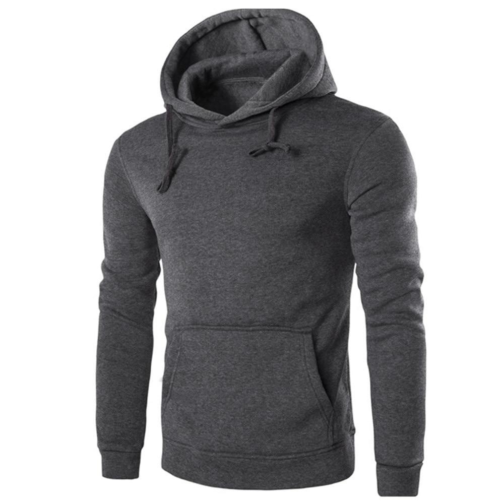 2017 New Brand Sweatshirt Men Hoodies Fashion Solid Hoodie Mens Hip Hop Coat Pullover Men's Tracksuits Moleton Masculino