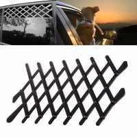 Haustier Hund Auto Fenster Belüftung Sicher Schutz Mesh Vent Schutzhülle Zaun Im Freien Neue