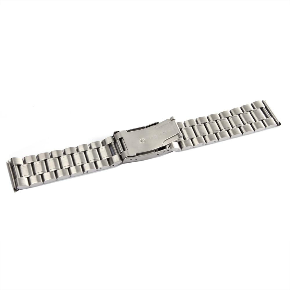 20mm Edelstahl Armband für Moto 360 2 Gen 42mm 2015 Samsung Gear S2 - Uhrenzubehör - Foto 6